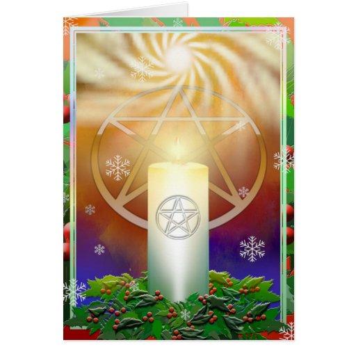 Yule Sun Cards