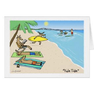 Yule Tide Card