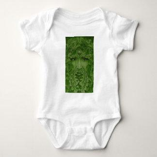 yuleking green baby bodysuit