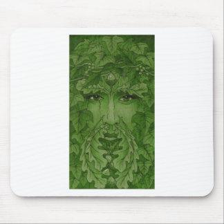 yuleking green mouse pad
