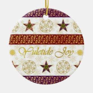 Yuletide Joy & Pentagrams 6 - Ornament