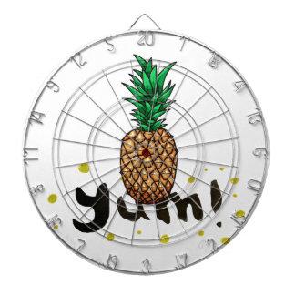 yum_ananasli dartboard