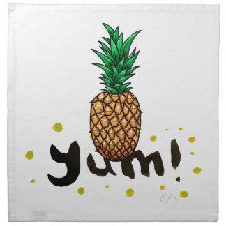 yum_ananasli napkin