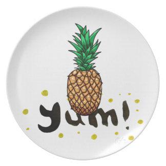 yum_ananasli plate