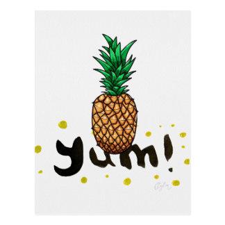 yum_ananasli postcard