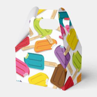 Yum! Favor Box — White