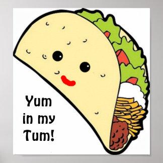 Yum in my Tum! Print
