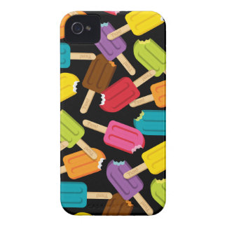 Yum! Popsicle Blackberry Case — Black