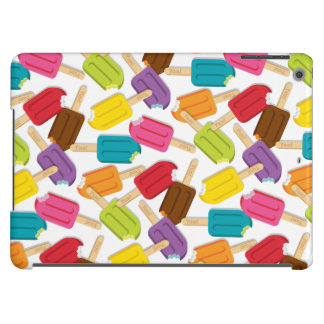 Yum! Popsicle iPad Air Case — White