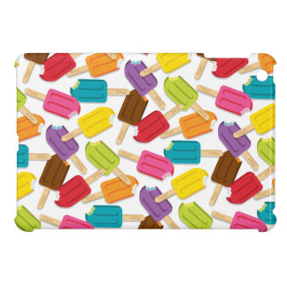 Yum! Popsicle iPad Mini Case — White