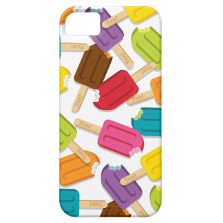 Yum! Popsicle iPhone Case (White) iPhone 5 Case