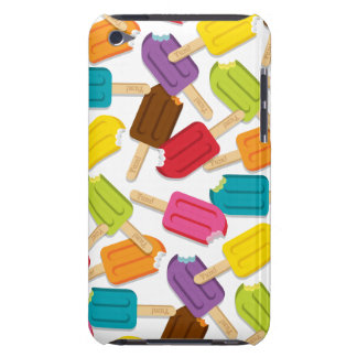 Yum! Popsicle iPod Case (White) iPod Touch Cover