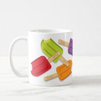 Yum Popsicle Mug