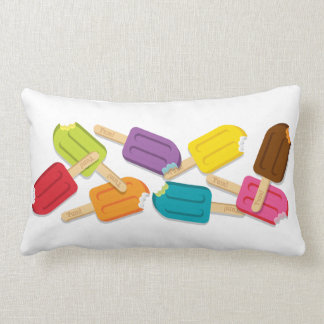 Yum! Popsicle Pillow — LUMBAR (Style B) Cushions