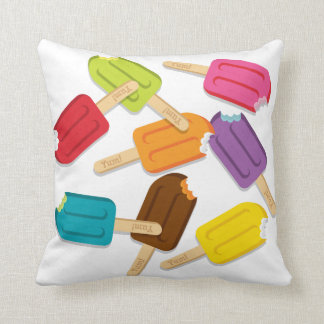 Yum! Popsicle Pillow — SQUARE (Style B)