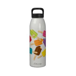 Yum! Popsicle Water Bottle