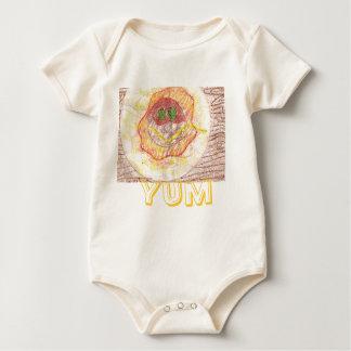 Yum, Yum Baby Bodysuit