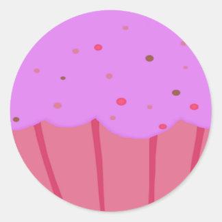 Yum Yum Cupcake Sticker