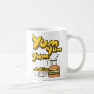 Yum Yum Yum Coffee Mug