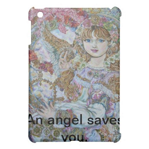 Yumi sugai  angels, An angel saves you. Case For The iPad Mini
