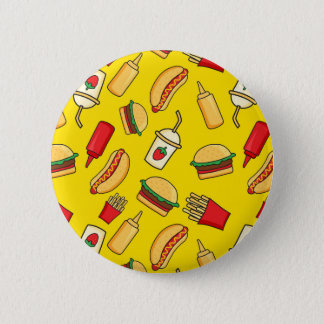Yummy! 6 Cm Round Badge