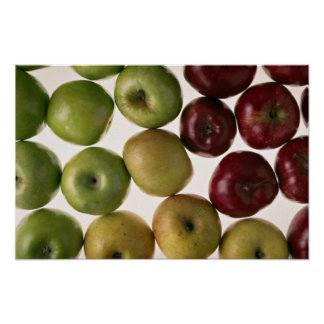 Yummy Apples Posters