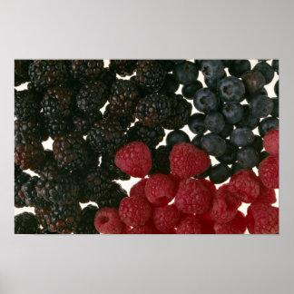 Yummy Berries Print