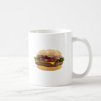 Yummy Burger Coffee Mug