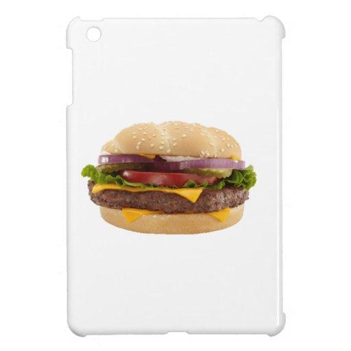 Yummy Burger iPad Mini Cases