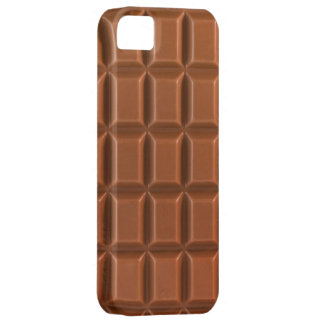 Yummy chocolate bar background iPhone 5 case
