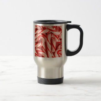Yummy Christmas Holiday Peppermint Candy Canes Mugs