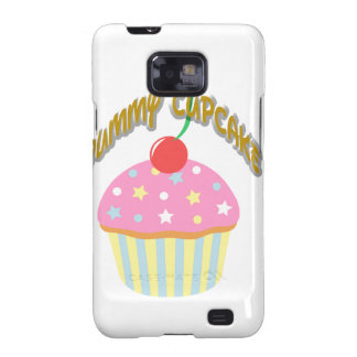Yummy Cupcake Samsung Galaxy SII Cases