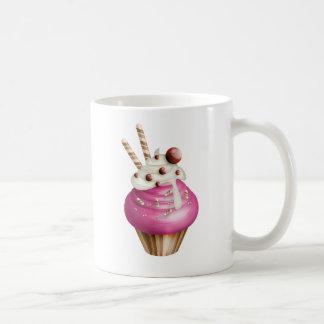 Yummy cupcake coffee mug