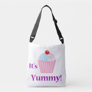 Yummy Cupcake Crossbody Bag
