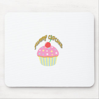 Yummy Cupcake Mousepad