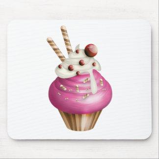 Yummy cupcake mouse pad