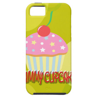 Yummy Cupcake Sweet Yellow Color iPhone 5 Cases