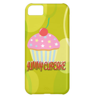 Yummy Cupcake Sweet Yellow Colour iPhone 5C Case