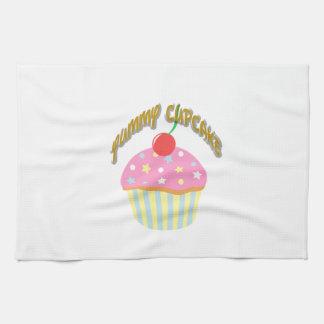 Yummy Cupcake Towel