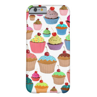Yummy Cupcakes 4 iPhone 6 case Barely There iPhone 6 Case