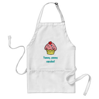 Yummy Cupcakes Standard Apron