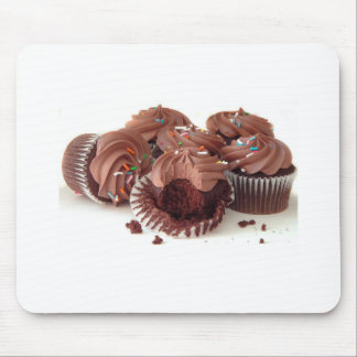 YUMMY CUPCAKES MOUSE PAD