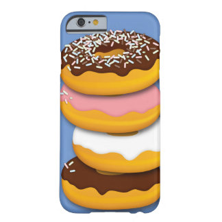 Yummy Donuts Barely There iPhone 6 Case