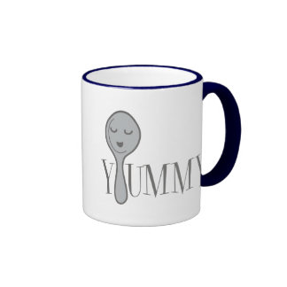 yummy drink ringer mug