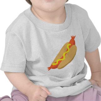 Yummy Food - Hotdog Shirts