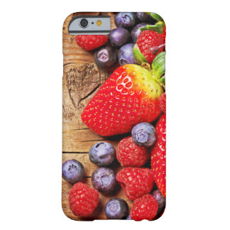 Yummy Fruits Barely There iPhone 6 Case