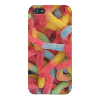 Yummy & Gummy Bears (Some Worms On Some) iPhone 5 Cover