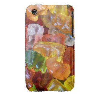 Yummy gummy case Case-Mate iPhone 3 case