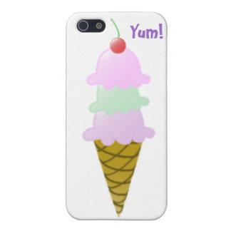 Yummy Ice Cream Cone iPhone Case iPhone 5/5S Case