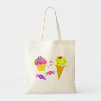 Yummy Ice Cream Tote Bag